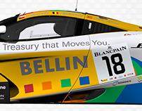 McLaren 720S GT3 Bellin Treasury for rFactor 2