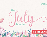 The Re-Released July Bundle