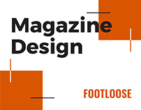 Footloose Magazine Issue 1