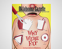 Why We're Fat Cover Design