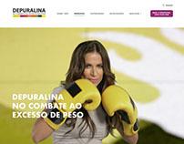 Depuralina Website