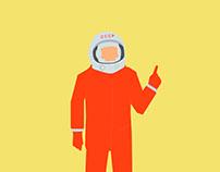 Fellow Travelers / Yuri Alekseyevich Gagarin