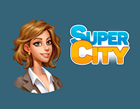 Super City: Alisa animation