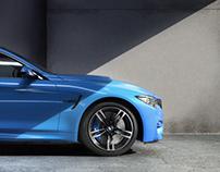 BMW M4 - Garaged