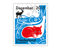 Stamps for Post NL