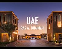 Ras Al Khaimah | Video Editing + Motion Graphics