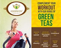 Goodwyn:Promotional Poster Design
