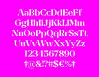 Celaraz Typefaces