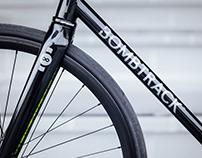BOMBTRACK fixed gear bike