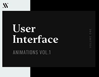 UI Animations Volume 1