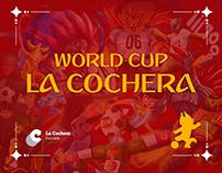 World Cup - La Cochera Escuela