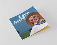 Live Active | Healthy Aging Brochure