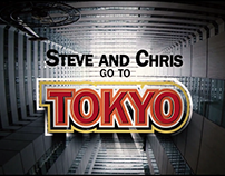 Steve and Chris go to Tokyo