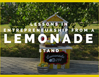 Lessons in Entrepreneurship from a Lemonade Stand