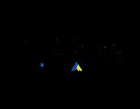 Logra, logo design