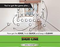 Freelance Client - SHUR-LINE