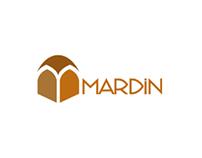 Mardin Concept Logo Design