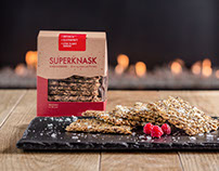 Superknask - Packaging