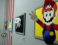 Expo Super Mario Pop Up