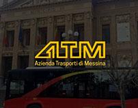 Identity public transport ATM Messina