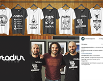T-shirts Stadius Fitness Club