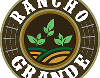 Logomarca Rancho Grande