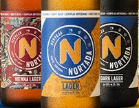 Nortada Rebranding