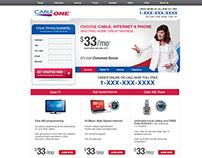 CableOne (Retailer site)
