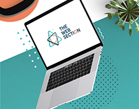 The web section - branding