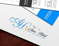 Azur Hôtel | Logo