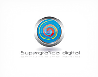 Logo Supergrafica  Digital
