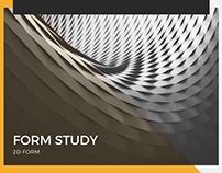 FORM STUDY (2D FORM)