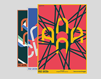 Olymposters RIO 2016 Olympic Poster Series