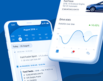 Test Drive Management App