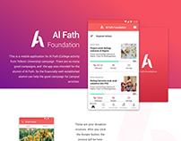 Al Fath Foundation for Mobile Application