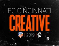 2019 FC Cincinnati/Cincinnati Soccer Talk Creative