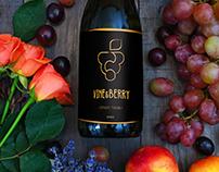 Vine&Berry Wine Label