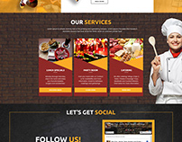 SportsPage _Website Design