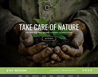 Ecology & Nature WordPress Theme