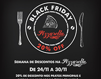 Pizzarella - Black Friday - 2016