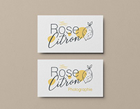 Logo Rose Citron