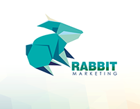 Branding Identity for Rabbit Marketing