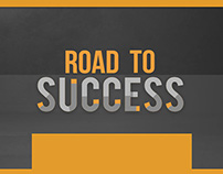 Road to Success Tv show graphics
