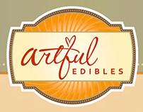 Artful Edibles Web Design