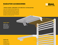 Bial Radiator Accessories