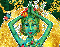 The Green Goddess.