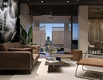 """Showroom """"Kenli"""" - Lobby by K-Render Studio"""