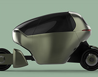 Switch Concept Vehicle
