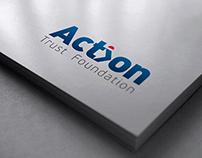 Action Trust Foundation Logo design v.2