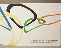 History of Graphic Design in the Olympic Games Booklet